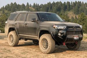 Toyota 4Runner with Black Rhino Arsenal - Deep Lip