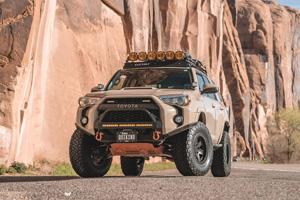 Toyota 4Runner with Black Rhino Attica
