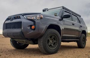 Toyota 4Runner with Black Rhino Bantam
