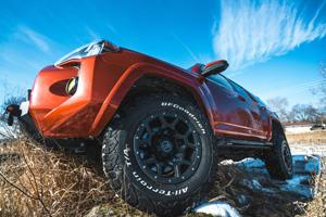 Toyota 4Runner with Black Rhino Overland