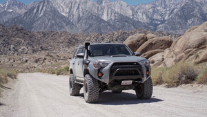 Toyota 4Runner with Black Rhino Primm Beadlock