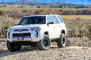 Toyota 4Runner with Black Rhino Primm