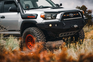 Toyota 4Runner with Black Rhino Primm