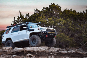 Toyota 4Runner with Black Rhino Realm