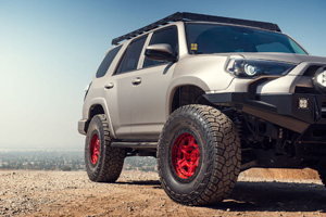 Toyota 4Runner with Black Rhino Reno