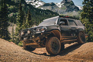 Toyota 4Runner with Black Rhino Rumble