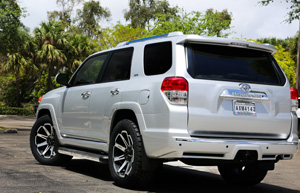 Toyota 4Runner with Tuff A.T. Wheels T-05
