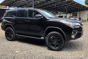 Toyota Fortuner with Black Rhino Karoo