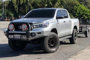 Toyota Hilux with Black Rhino Sandstorm