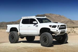 Toyota Tacoma with Black Rhino Arsenal - Deep Lip