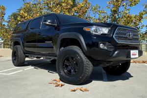 Toyota Tacoma with Black Rhino Attica