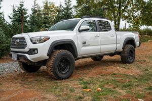 Toyota Tacoma with Black Rhino Kelso