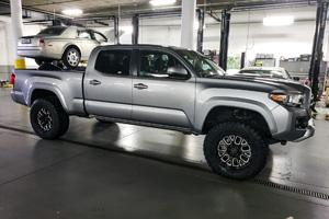 Toyota Tacoma with Black Rhino Pismo