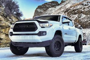 Toyota Tacoma with Black Rhino Primm