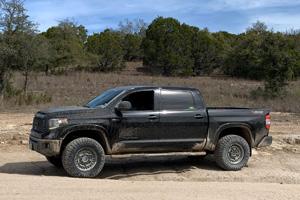 Toyota Tundra with Black Rhino Armory
