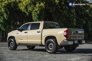 Toyota Tundra with Black Rhino Arsenal - Deep Lip