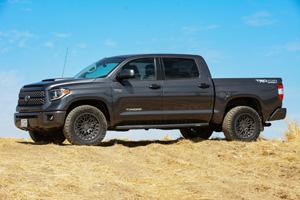 Toyota Tundra with Black Rhino Fury