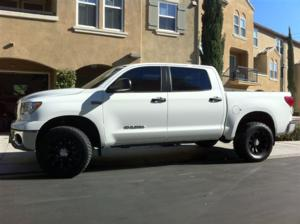 Toyota Tundra with Black Rhino Sidewinder