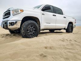 Toyota Tundra with Black Rhino Sierra