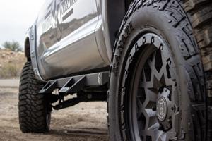 Toyota Tundra with Black Rhino Sprocket
