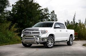 Toyota Tundra with Black Rhino Traverse