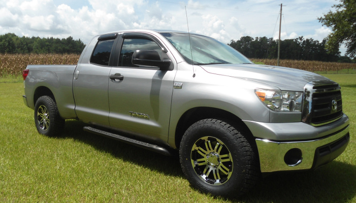 Toyota Tundra Off-Road 375 Warrior