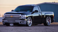 Cartel 6 - U411 on Chevrolet Silverado 1500