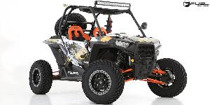 Anza - D917 Beadlock on ATV - Polaris RZR