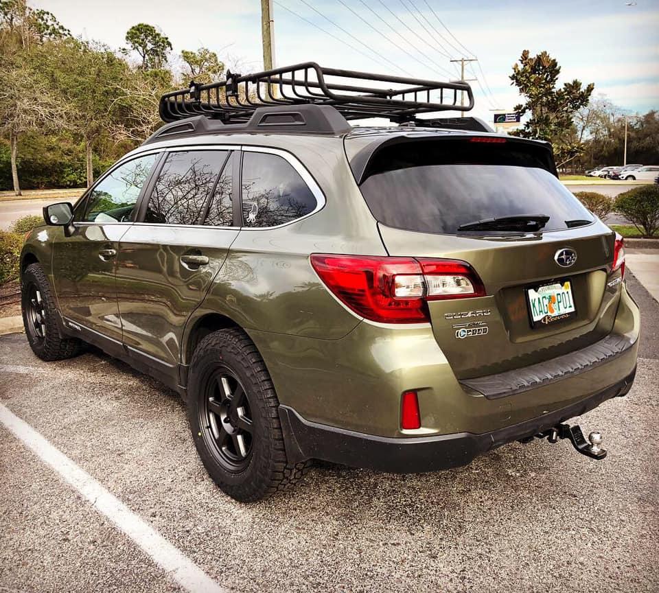 2001 Subaru Outback Lift Kit