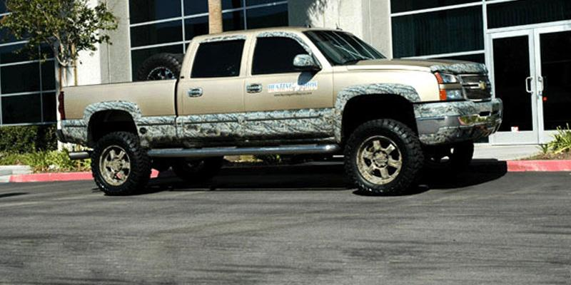 Chevrolet Silverado 1500 326 Off-Road