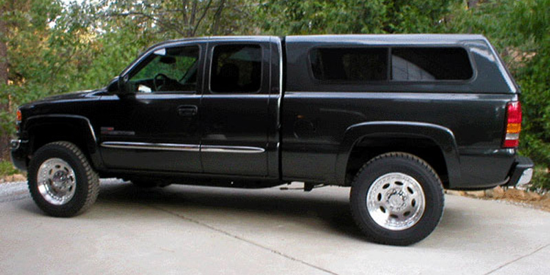 Vision HD Truck/Trailer 81A Heavy Hauler Wheels & 81A Heavy