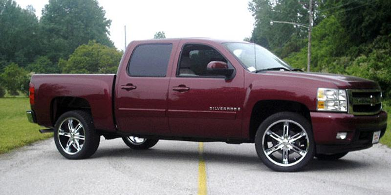 Chevrolet Silverado 1500 436 Hollywood 6