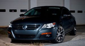 Volkswagen CC with TSW Nurburgring
