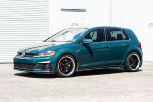 Volkswagen GTI with TSW Variante