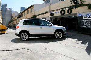Volkswagen Tiguan with TSW Jarama
