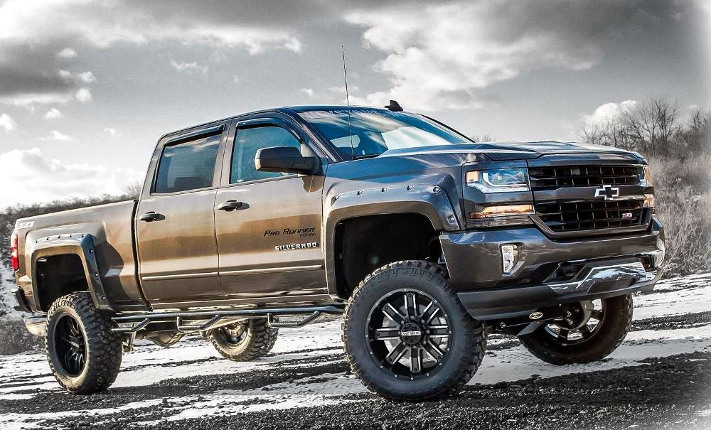 Chevrolet Silverado 1500 WORX 813 Destroyer