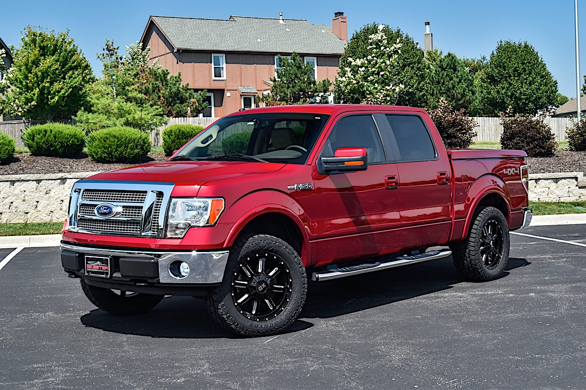 Ford F-150 XD838 Mammoth