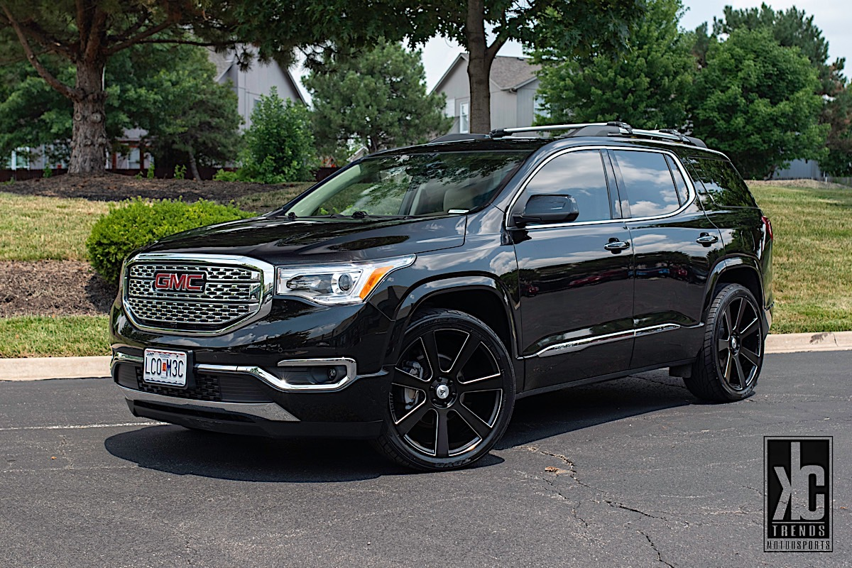 GMC Acadia ABL-15 Apollo