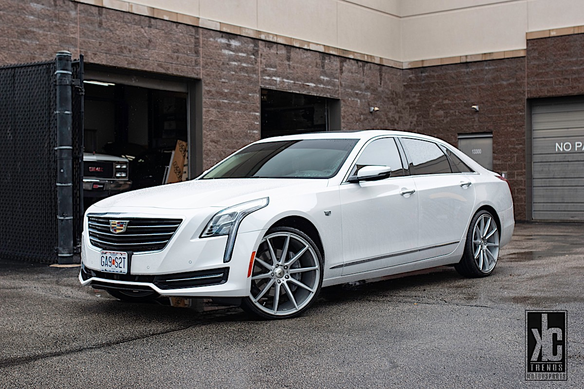 Cadillac CT6 ABL-20 Aries