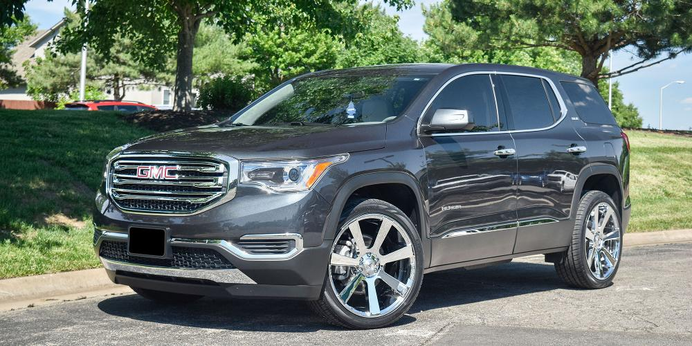 GMC Acadia with ABL-15 Apollo