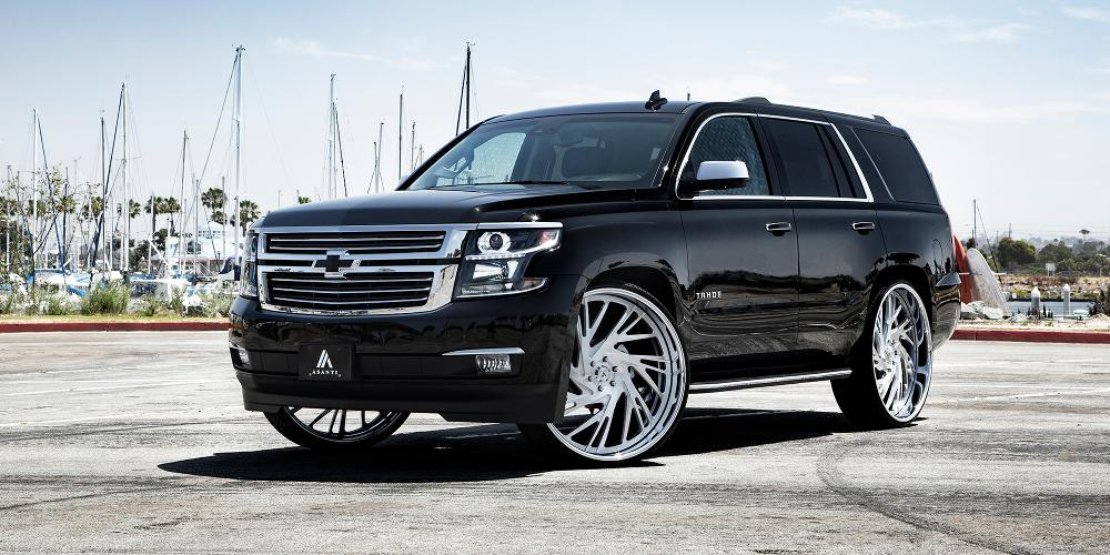 Chevrolet Tahoe with A/F Series AF868