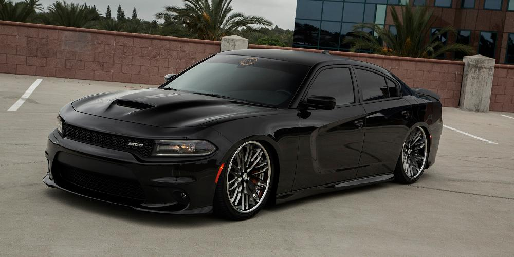 Dodge Charger with C/X Concave CX871