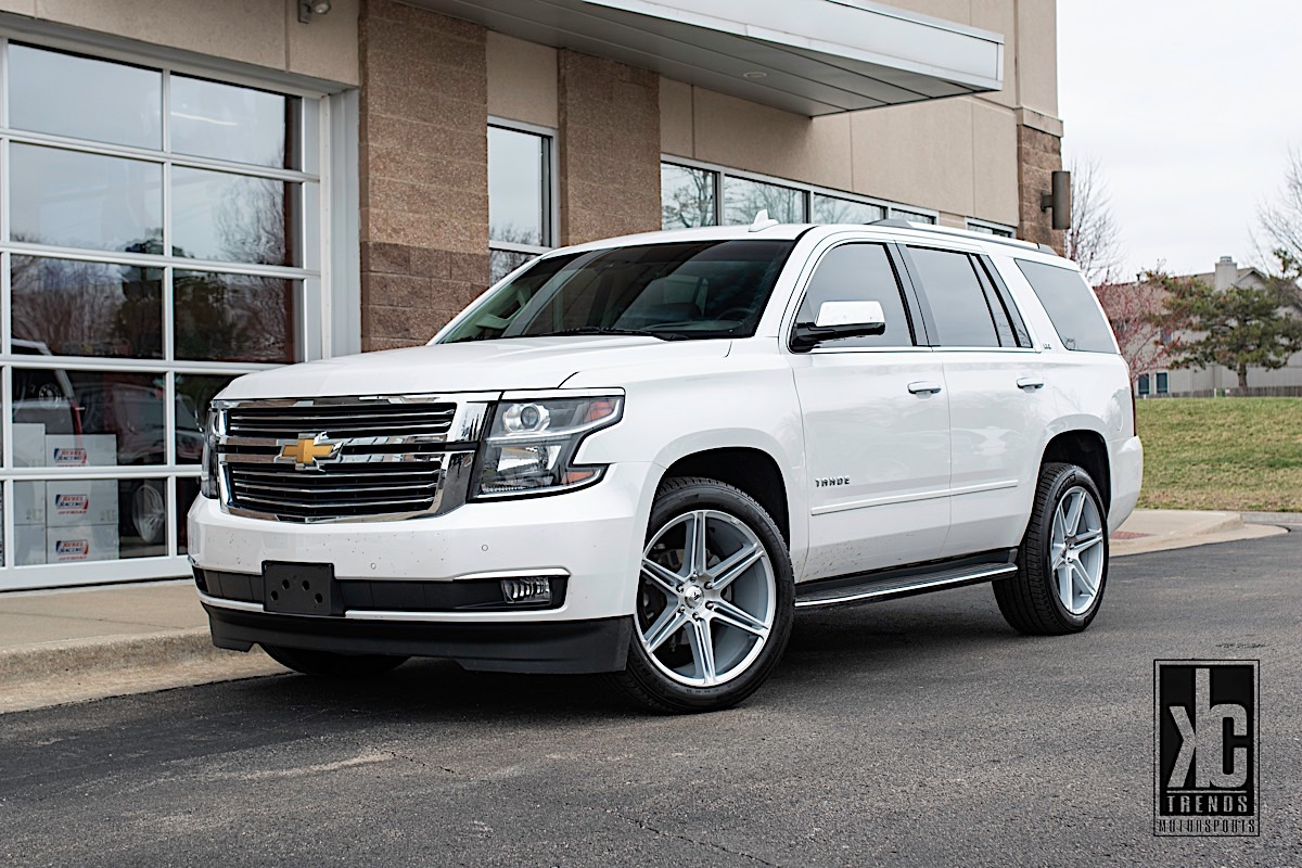 Chevrolet Tahoe ABL-25 Alpha 6