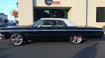 Knuckle - F237 on Chevrolet Impala