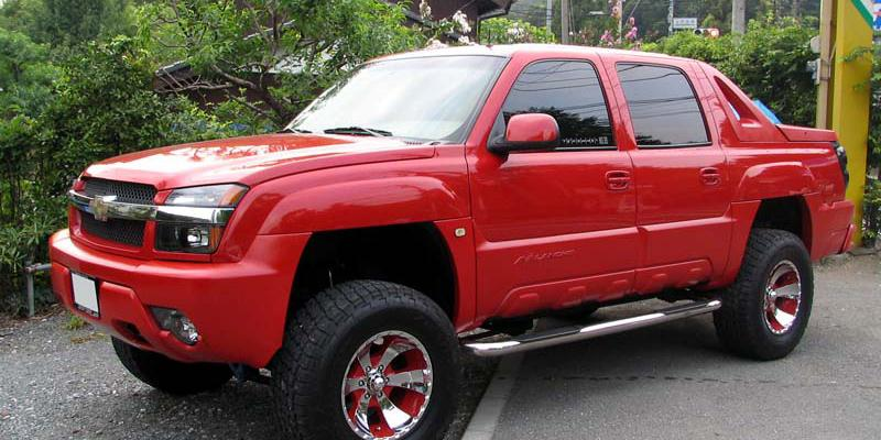 Chevrolet Avalanche MKW Offroad M19