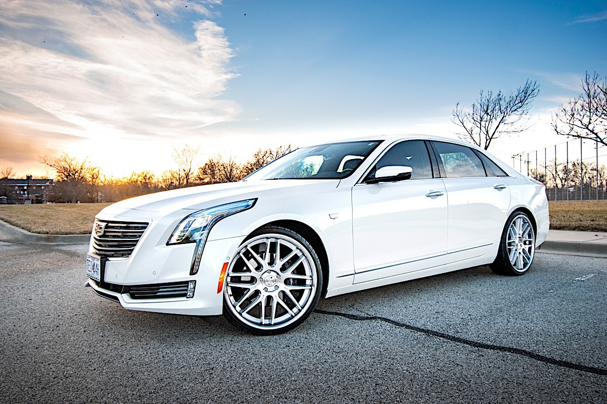 Cadillac CT6 with