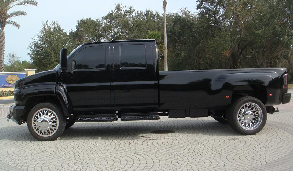 Chevrolet KODIAK C4500 Dual Rear Wheel Gallery - American ...