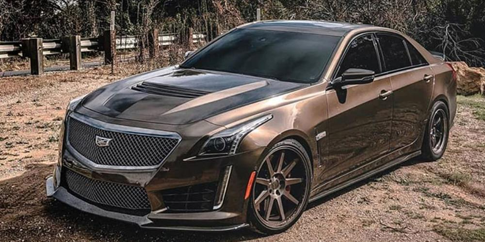 Cadillac CTS Verde Form VFF02
