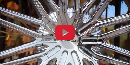 Cavallo CLV-10 Chrome | Wheel Showcase