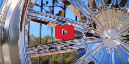Cavallo CLV-6 Chrome | Wheel Showcase